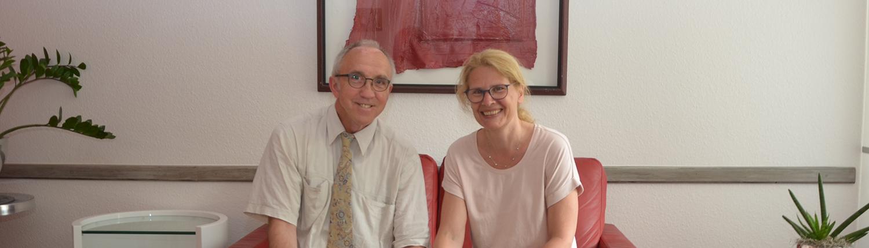Dr. Christian Jakobeit und Dr. Susanne Jakobeit