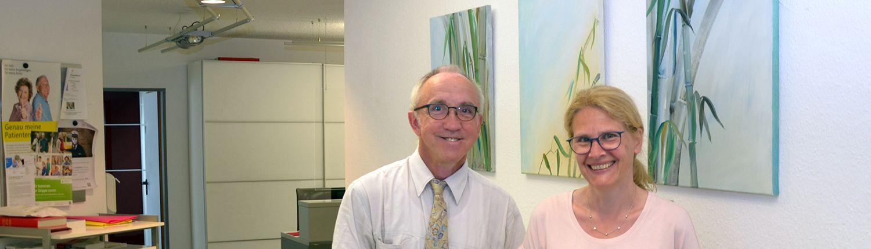 PD Dr. med Christian Jakobeit und Dr. med. Susanne Jakobeit